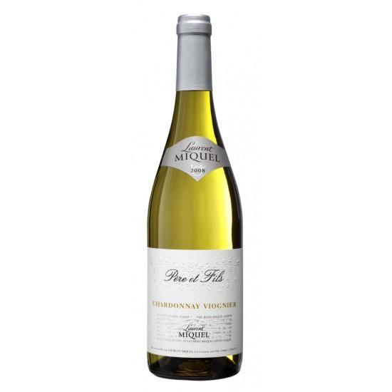 Blanc : Chardonnay-Viognier Laurent Miquel - 2020